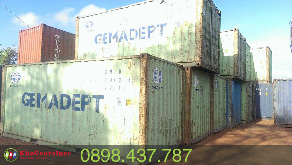 container-kho